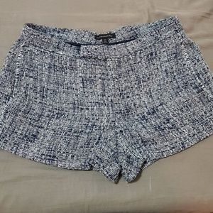 Banana Republic tweed short